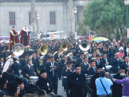 グアテマラ  グアテマラのセマナサンタ(聖週間)