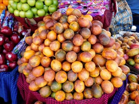 グアテマラ  シェラの二大市場_ミネルバ&デモクラシア【グアテマラ旅行】