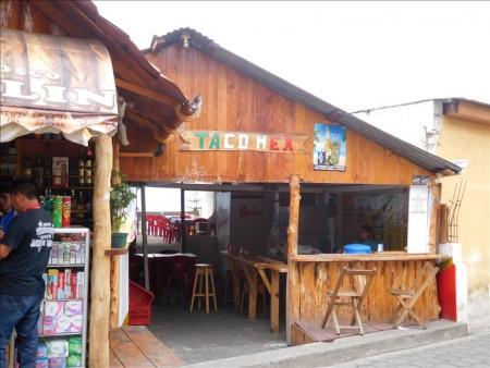 グアテマラ  サンペドロのツーリストエリアをブラブラ散策 【グアテマラ旅行】