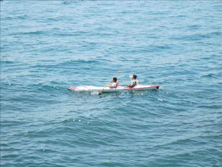 グアテマラ  アティトラン湖の高速ボートでパナハッチェルへ 【グアテマラ旅行】