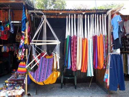 グアテマラ  パナハッチェルのメインロードをブラブラ散策 【グアテマラ旅行】