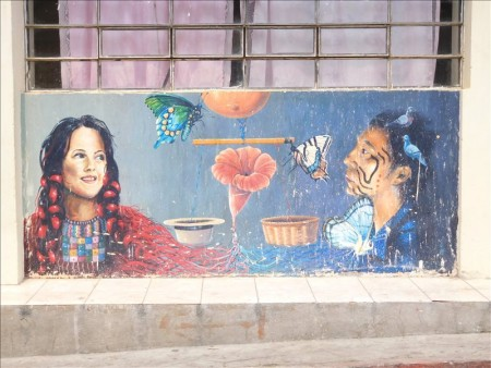 グアテマラ  壁画だらけの村「サンファン・ラ・ラグーナ」 【グアテマラ旅行】