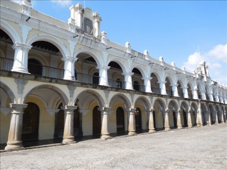 グアテマラ  サンペドロララグーナからラ・アウロラ国際空港へ 【グアテマラ旅行】