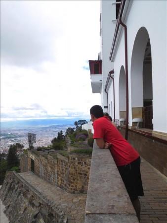 コロンビア  モンセラーテ(モンセラッテ)の丘を散策 【ボゴタ】