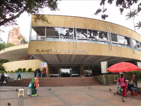 コロンビア  モンセラーテから国立博物館へブラブラと 【ボゴタ】