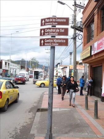コロンビア  シパキラ 塩の大聖堂(Catedral de sal)への行き方 【ボゴタ】