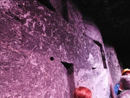 コロンビア  洞窟内に広がる幻想的な世界「シパキラ塩の大聖堂」 【ボゴタ】