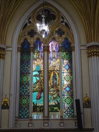 コロンビア  世界一美しい教会「ラス・ラハス教会」_それって本当?【イピアレス】