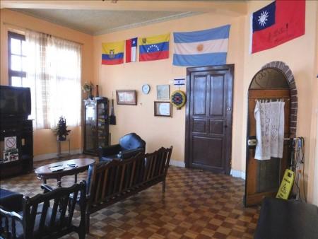 エクアドル  エクアドル キトの安宿「ホスタル・スクレ(Hostal Sucre)」ご紹介