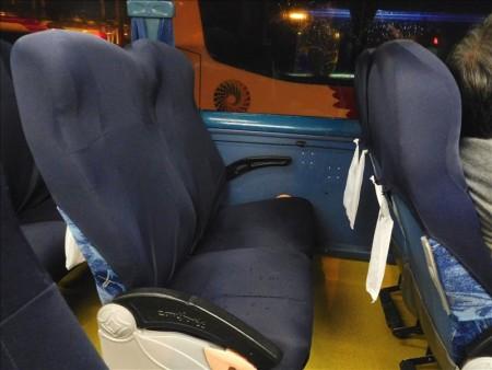 エクアドル  キト⇒グアヤキルへのバス移動
