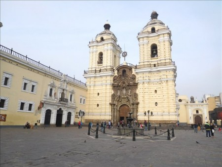 ペルー  世界遺産「リマ歴史地区」をブラブラ散策