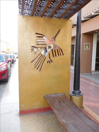 ペルー  ナスカの街をブラブラ散策_安宿情報