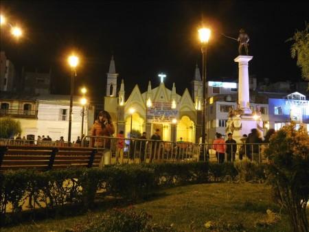 ペルー  心の優しいペルー人達 + プーノでの安宿情報