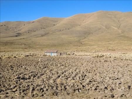 ボリビア  【ラパス ⇒ ウユニ】 バスと鉄道を利用して快適に移動