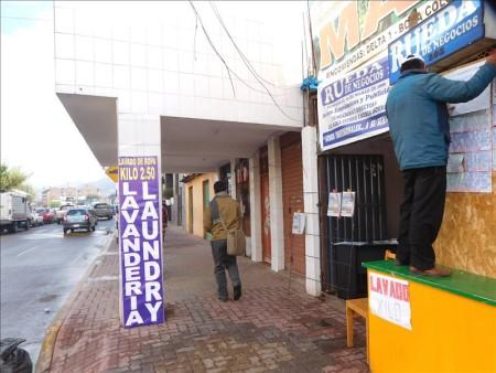 ペルー  クスコの街をブラブラ散策
