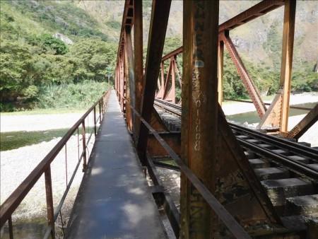 ペルー  マチュピチュ村からクスコへの移動