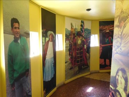 ペルー  インカ帝国 第9代皇帝 パチャクテクのモニュメントに登ってきた