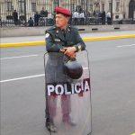 ペルー  リマの新市街「ミラフローレス」をブラブラ散策