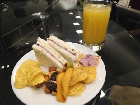 ペルー  「VIP Club Lounge」ラウンジのご紹介【ホルヘ・チャベス国際空港】