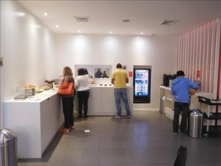 エルサルバドル  「AVIANCA Sala VIP」ラウンジのご紹介【エルサルバドル国際空港】