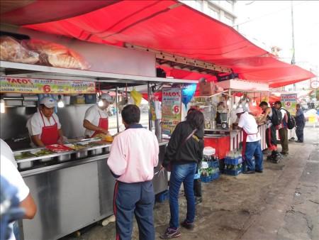 メキシコ  シウダデラとか中央広場(ソカロ)をブラブラ散策 【メキシコシティ】