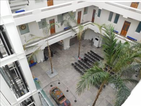 メキシコ  メキシコシティの民芸品博物館