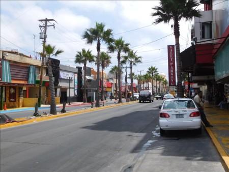 メキシコ  アメリカとの国境の街 ティファナをブラブラ散策