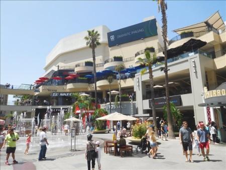 アメリカ  初めてロサンゼルスに行って観光名所を散策してきた話