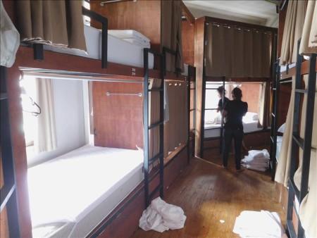 タイ  フアランポーン駅に近いこの宿に泊まりました 【バンコク安宿情報】