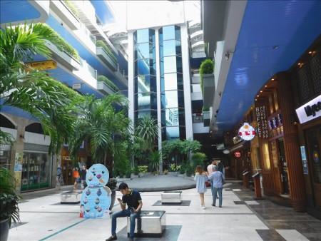 タイ  バンコクのターミナル21周辺をブラブラ散策