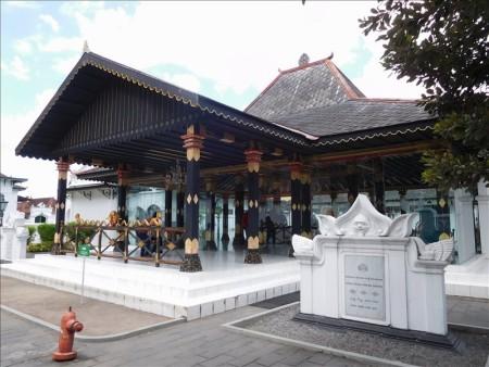 インドネシア  ジョグジャカルタのクラトン(王宮)を見学してきた