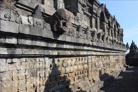 インドネシア  神秘的な世界遺産「ボロブドゥール」を見学【ジョグジャカルタ】