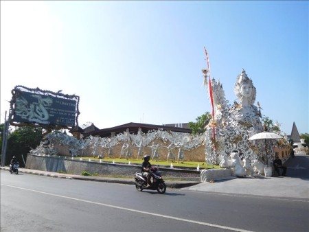 インドネシア  フレンドリーな猿を間近で見れるモンキーフォレスト(前編)【バリ島】
