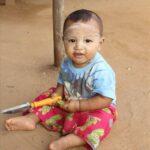 ミャンマー  バガン最終日_ニャウンウー市場周辺をブラブラ散策