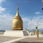 ミャンマー  バガン遺跡散策中に見掛けた日常的な光景