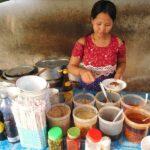 ミャンマー  バイクをレンタルしてマンダレーの街を散策