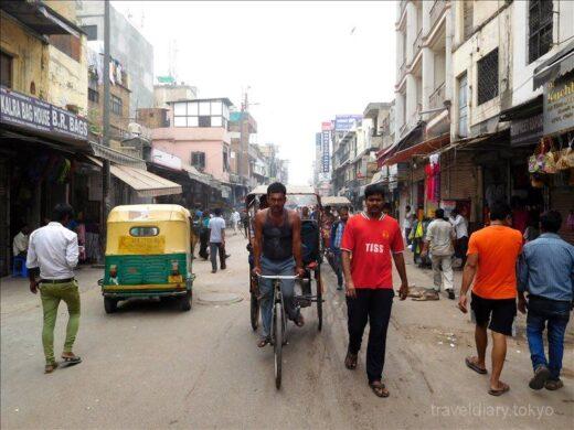 インド  コンノートプレイス周辺をブラブラ散策【ニューデリー】
