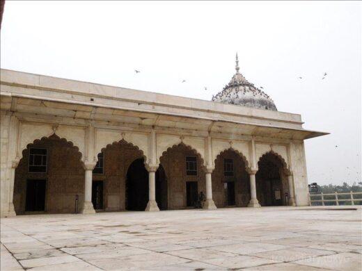 インド  デリーの観光スポット「ラール・キラー」ムガル帝国の赤い砦(前編)