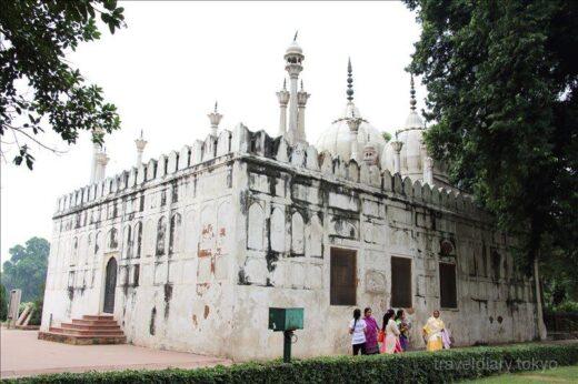 インド  デリーの観光スポット「ラール・キラー」ムガル帝国の赤い砦(後編)