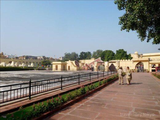 インド  ジャイプルのジャンタル・マンタル_変な名前だけど実は世界遺産