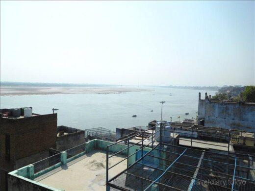インド  バラナシで宿泊した久美子ハウス(と、オム・レストハウス)のご紹介