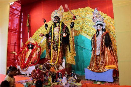 インド  光の祭典と呼ばれるインドの新年「ディーワーリー」【コルカタ】