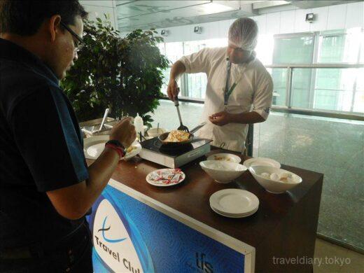 インド  コルカタのプライオリティパスラウンジ「Travel Club」【インド】