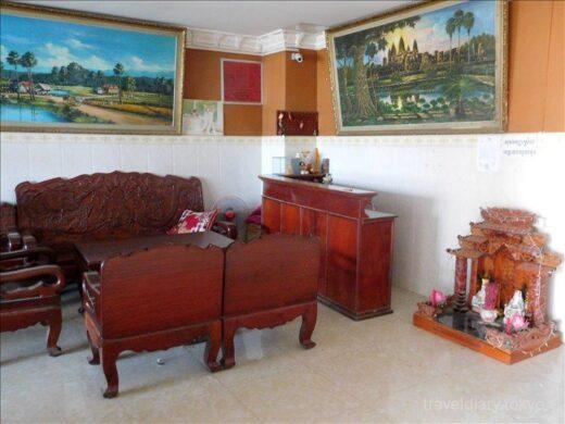 カンボジア  ポイペトで泊まった宿とポイペト ⇒ シェムリアップのバス移動情報