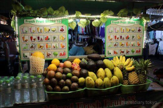 カンボジア  シェムリアップではいつもワンパターンな行動。。