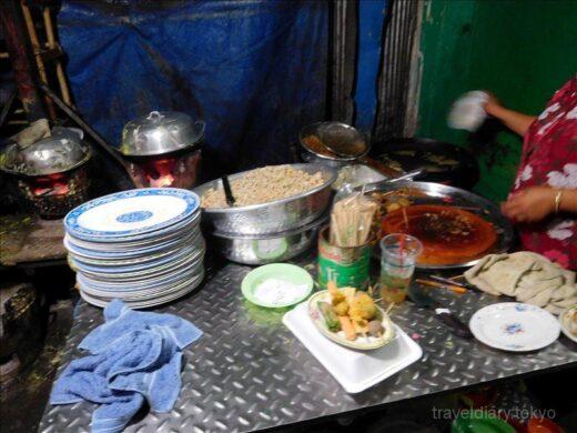カンボジア  カンボジアで食べるB級グルメは安くて美味しい