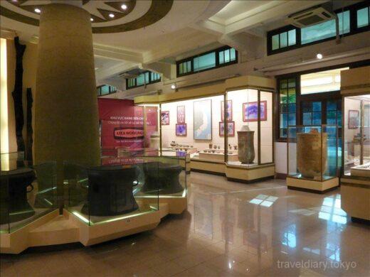 ベトナム  ハノイの国立歴史博物館へ行ってきた(後編)【ベトナム】