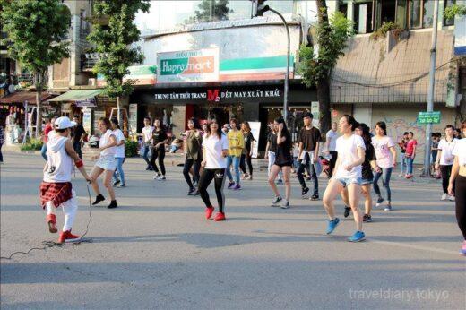 ベトナム  ハノイ滞在最終日_街で見かけたいろいろ【ベトナム】