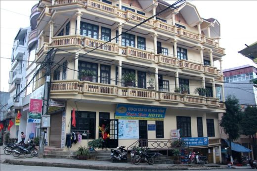 ベトナム  サパの安宿「サパ・ローズホテル」のご紹介【ベトナム】