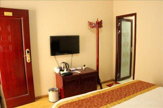 中国  大理古城で宿泊した安宿「端中端白族民居酒店」のご紹介【中国】